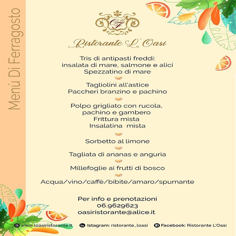 ristorante_oasi_menu_ferragosto_2020
